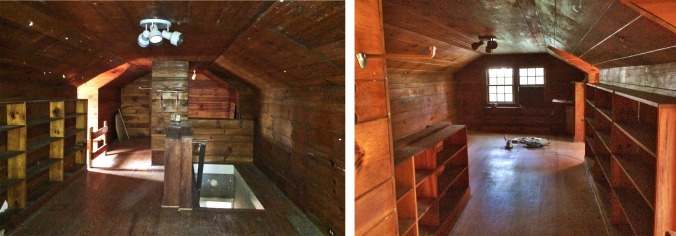 Finished Attic Space / Second Floor