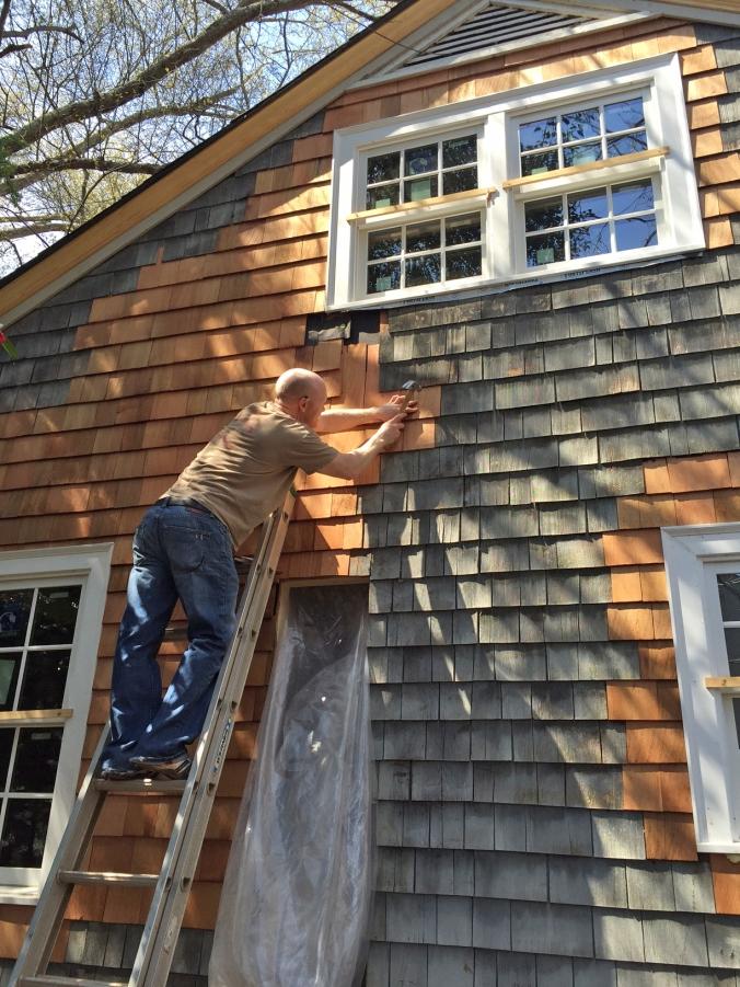 The Newton Nest Cedar Shake Replacement Home Renovation IMG_7911