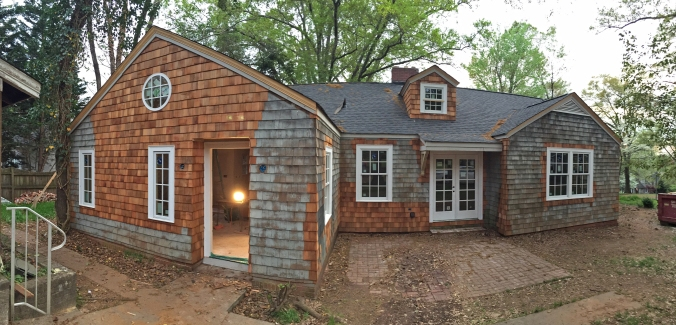 The Newton Nest Cedar Shake Replacement Home Renovation IMG_8157