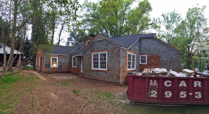 The Newton Nest Cedar Shake Replacement Home Renovation IMG_8158
