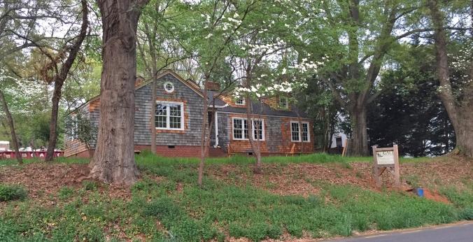 The Newton Nest Cedar Shake Replacement Home Renovation IMG_8161