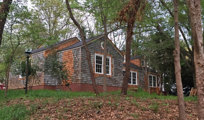 The Newton Nest Cedar Shake Replacement Home Renovation IMG_8162