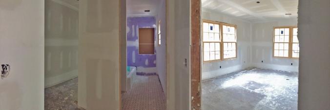 Hallway/Hall Bathroom