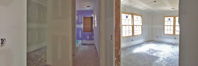 Hallway/Hall Bathroom