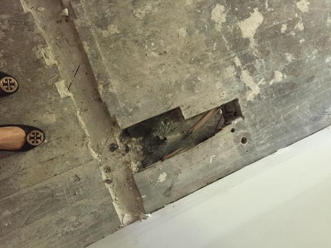 The Newton Nest Floor Refinishing IMG 001