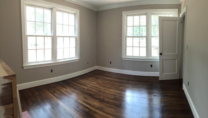 The Newton Nest Floor Refinishing IMG_0051