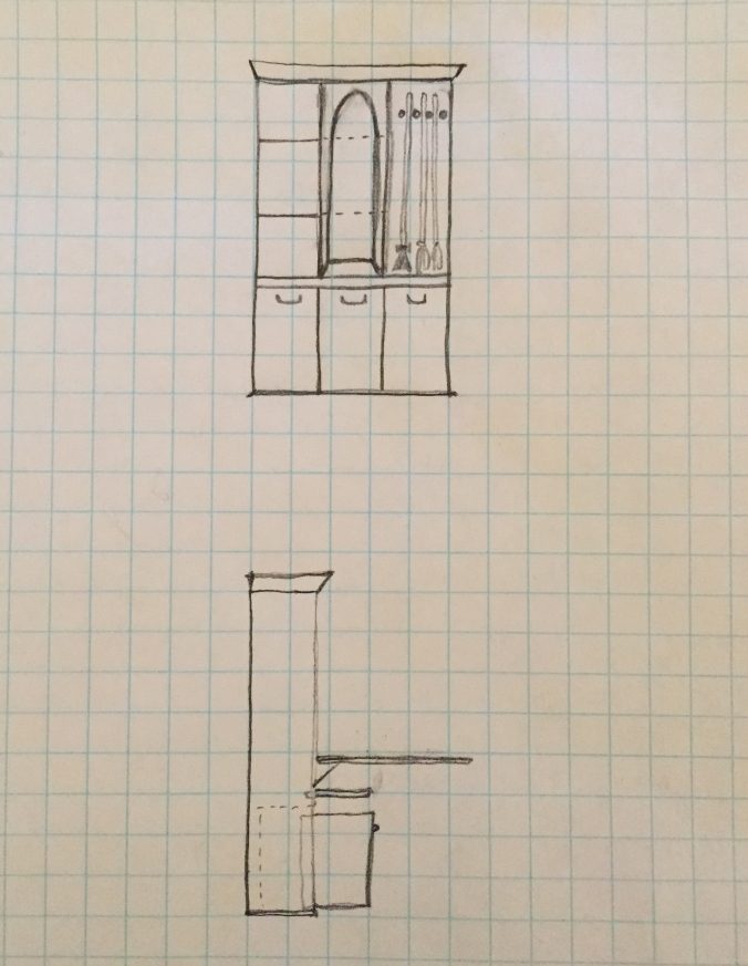 The Newton Nest DIY Kitchen/Laundry Room Renovation IMG_7614