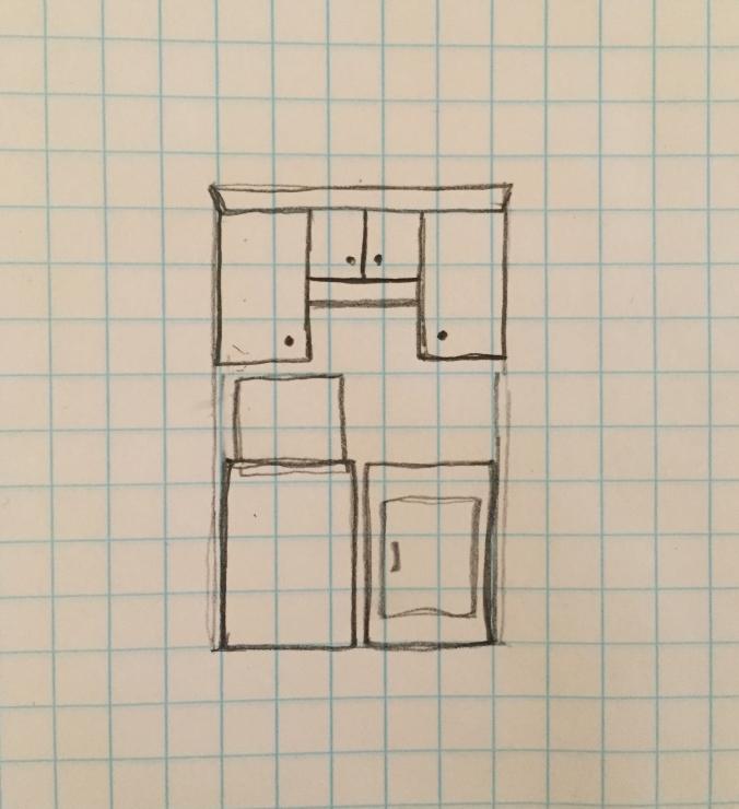 The Newton Nest DIY Kitchen/Laundry Room Renovation IMG_7622